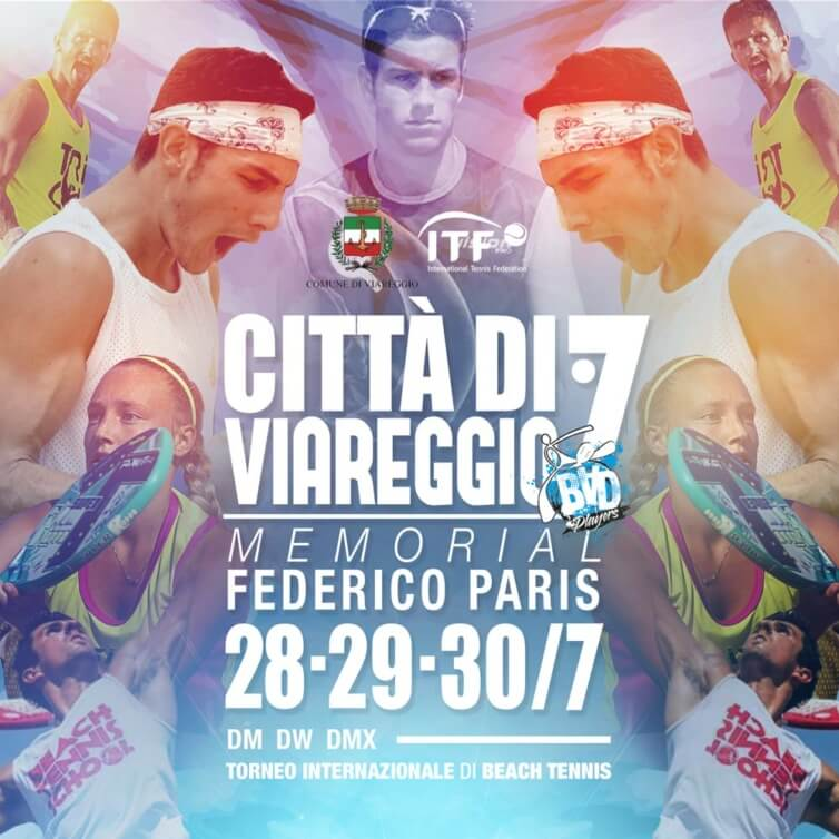 ITF 2017 – 7° Città di Viareggio