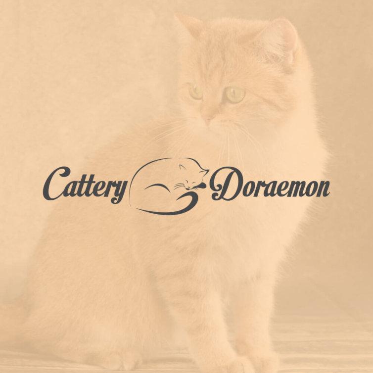 Cattery Doraemon