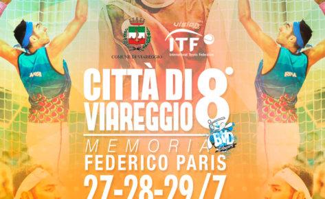 ITF 2018 – 8° Città di Viareggio