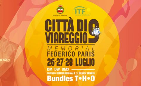 ITF 2019 – 9° Città di Viareggio